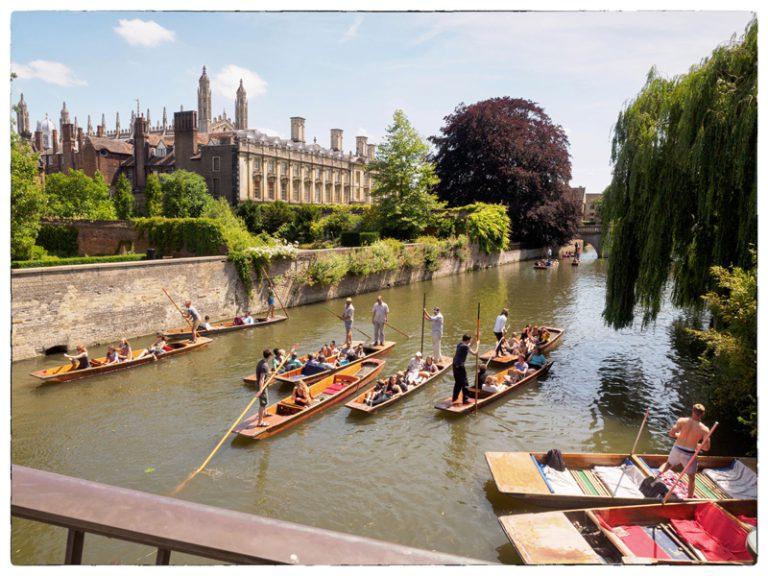 Erasmus+ Cambridge