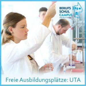 Freie Ausbildungsplätze UTA